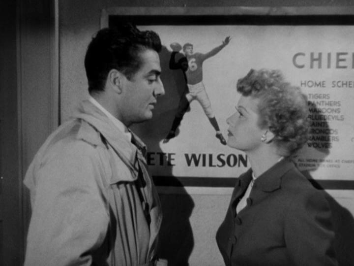 TORMENTO DE UMA GLÓRIA (1949) faz do cinema um registro pelo singelo