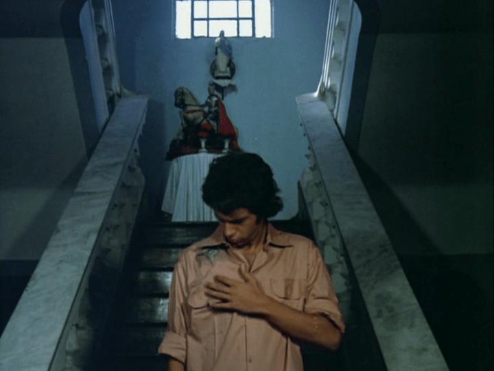 O AMULETO DE OGUM (1974): Gângster místico