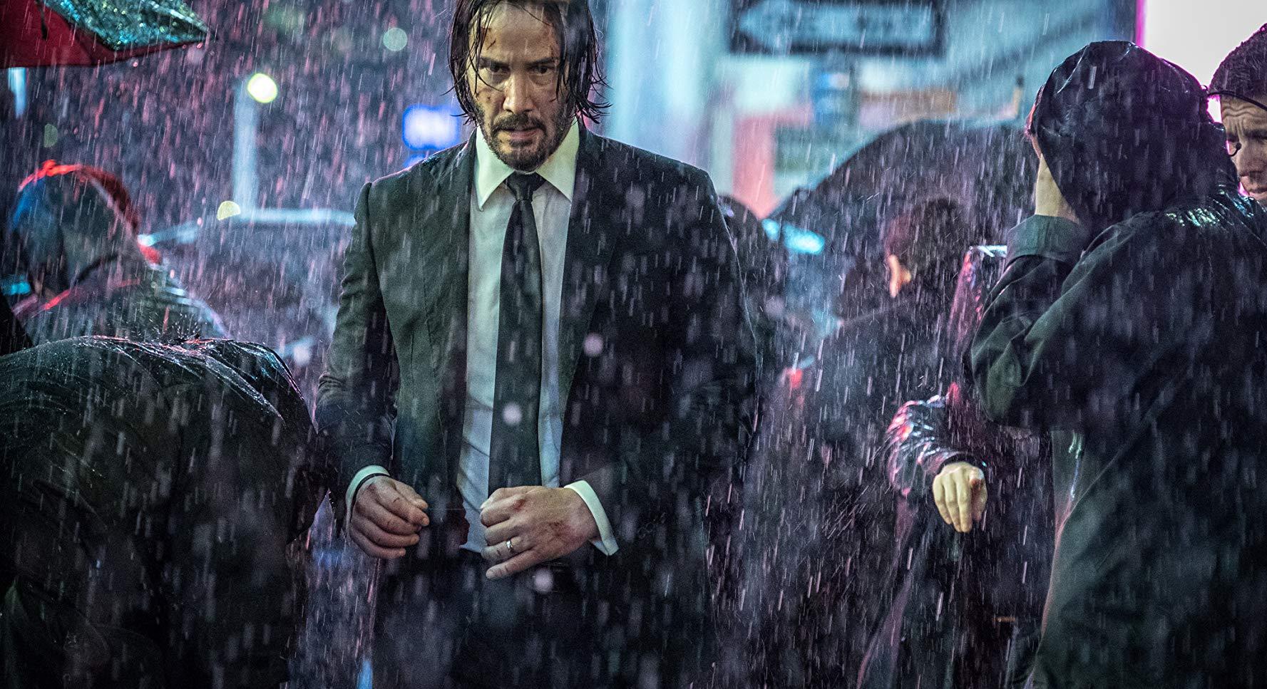 JOHN WICK 3: PARABELLUM (2019) – A evidência do espetáculo